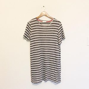 🌸 Striped Tunic Dress